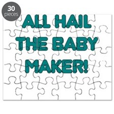 ALL HAIL THE BABY MAKER Puzzle