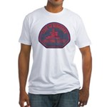 Nebraska Corrections Fitted T-Shirt