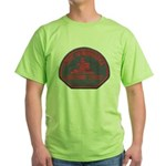 Nebraska Corrections Green T-Shirt