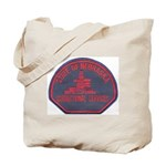 Nebraska Corrections Tote Bag