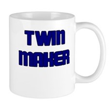 TWIN MAKER BLUE Mug