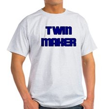 TWIN MAKER BLUE T-Shirt