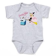 Bewitched Baby Bodysuit