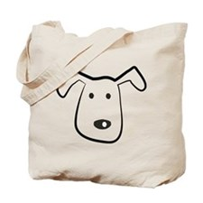 Hund Tote Bag