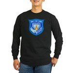 2 Souls 1 Heart Long Sleeve Dark T-Shirt
