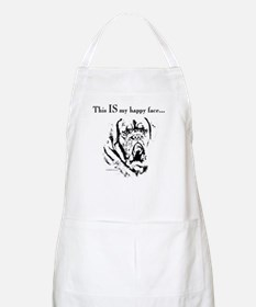 Dogue Happy Face BBQ Apron