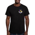 25th TRW Men's Fitted T-Shirt (dark)
