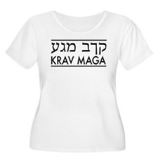 Krav Maga Plus Size T-Shirt