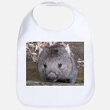 Young Wombat - Bib