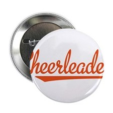 "Cheerleader 2.25"" Button"