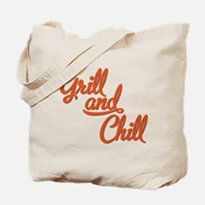 Grill and Chill Tote Bag
