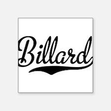 Billard Sticker