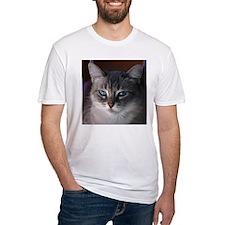 Blue-Eyed Cat Shirt