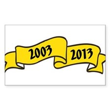 2003 Decal