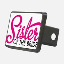 Sister of the bride Hitch Cover