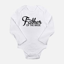 Father of the bride Body Suit