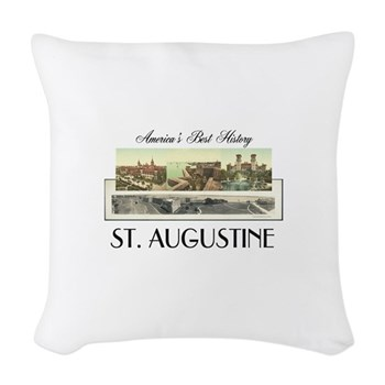 St. Augustine Pillow