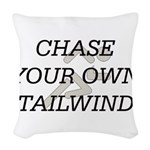 tailwindfastch.png Woven Throw Pillow