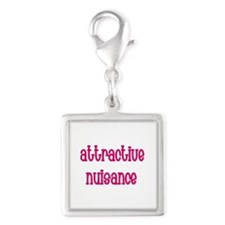 Attractive Nuisance (Pink) Charms