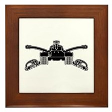 Armor - B-W Framed Tile
