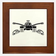 Armor - B-W Framed Tile
