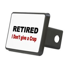 Retired. I dont give a crap. Hitch Cover