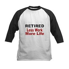 Retired Baseball Jersey