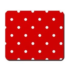 'Cherry Red' Mousepad