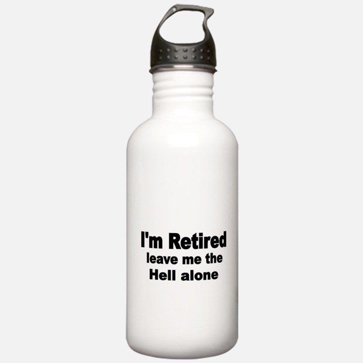 Retired Water Bottle