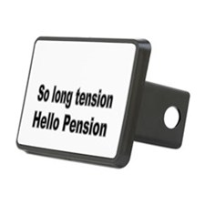 So long tension Hitch Cover