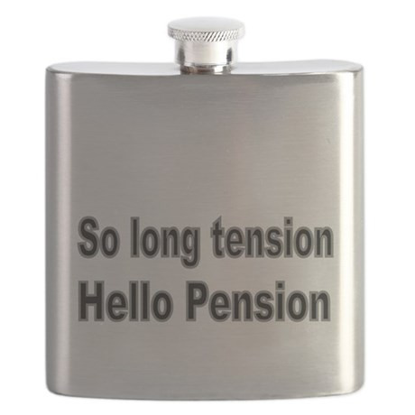 So long tension Flask