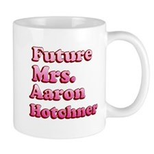 Future Mrs Aaron Hotchner Small Mug