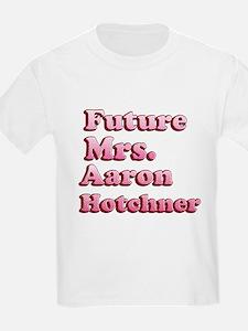 Future Mrs Aaron Hotchner T-Shirt