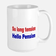 So long tension Mug