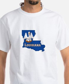 Louisiana Flag Shirt