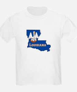 Louisiana Flag T-Shirt