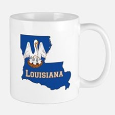 Louisiana Flag Mug