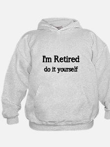 Im Retired Hoodie