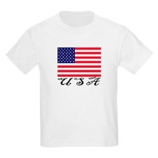 USA Kids T-Shirt