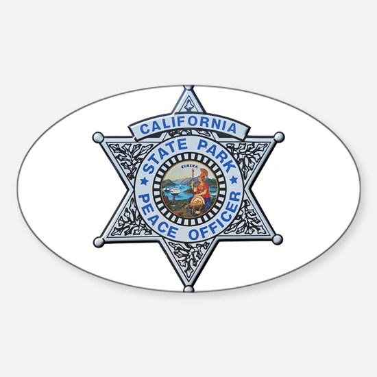 California Park Ranger Decal