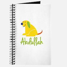 Abdullah Loves Puppies Journal