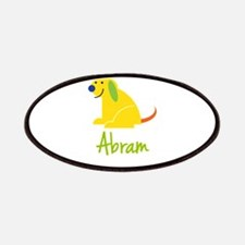 Abram Loves Puppies Patches