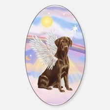 ORN-Oval-Clouds-ChocLAB angel Decal