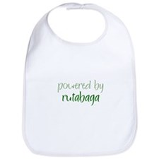 Powered By rutabaga Bib