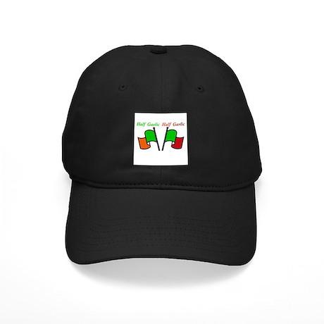 Half Gaelic Half Garlic Black Cap