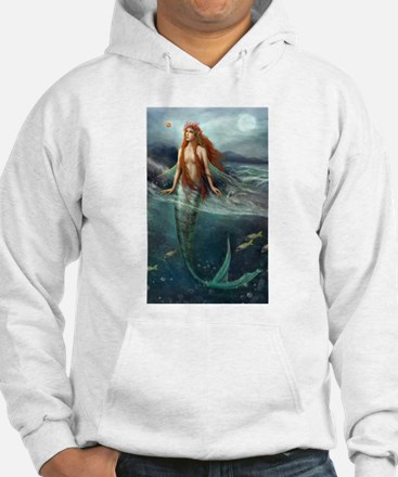 Mermaid of Coral Sea Hoodie