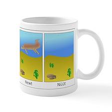 Newt and nüüt Mug