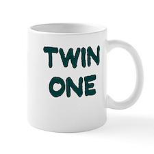 TWIN ONE TEAL Mug