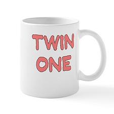 TWIN ONE PINK Mug