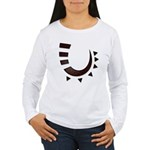 Tribal Hook Women's Long Sleeve T-Shirt